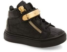 Giuseppe Zanotti High Top Sneaker