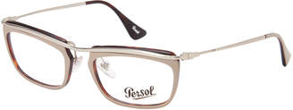 Persol PO3084 Grey Rectangle Optical Frames