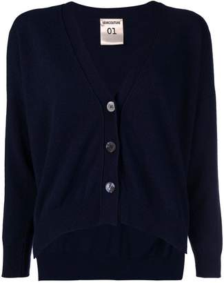 Semi-Couture Semicouture Jude buttoned cardigan