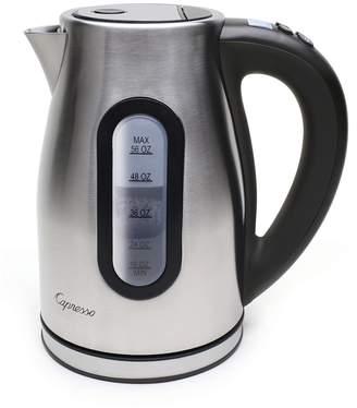 Capresso H2O PRO Programmable Water Kettle