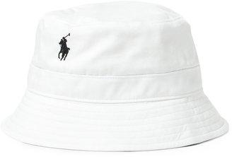 Polo Ralph Lauren Men's Twill Bucket Hat $49.50 thestylecure.com