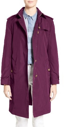 Women's Burberry Renwick Oversize Trench Coat $1,395 thestylecure.com