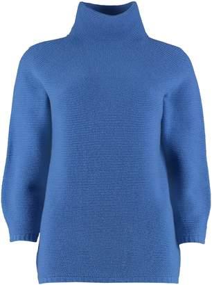 Max Mara Etrusco Turtleneck Virgin-wool Pullover
