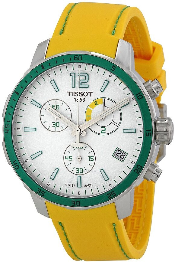 Quickster Chronograph Soccer World Cup Men's Watch T0954491703701