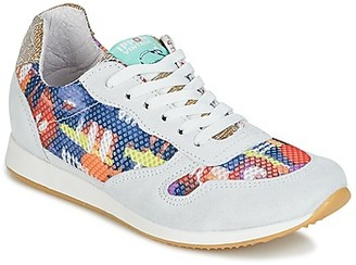 Ippon Vintage RUN-SEVENTY women's Shoes (Trainers) in Multicolour