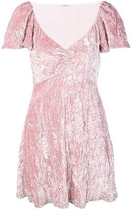 Miu Miu flared loose dress
