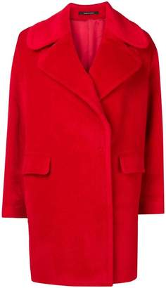 Tagliatore oversized coat