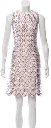 Michael Kors Sleeveless Embroidered Dress w/ Tags