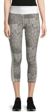 Gottex Colorblock Stretch Leggings