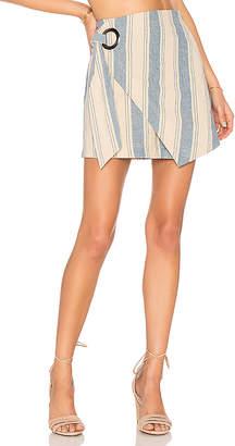 Free People Tuscan Sunrise Skirt