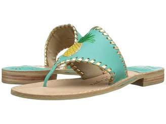 Jack Rogers Pineapple Women's Sandals