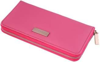 Estados Luxury Leather Ladies Zip-Round Wallet