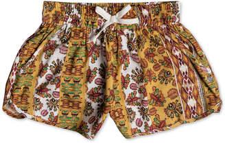 Roxy Big Girls & Big Girls Plus Printed Shorts