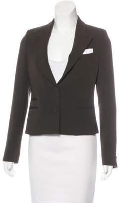 Neil Barrett Long Sleeve Tailored Blazer