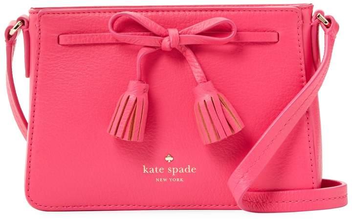 Kate Spade New York Women's Hayes Street Eniko Leather Crossbody
