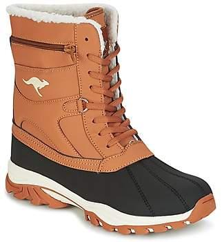 KangaROOS DARWIN women's Snow boots in Black