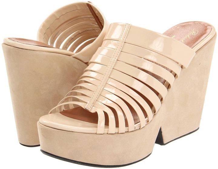 Robert Clergerie Duegne (Beige Spat 997) - Footwear