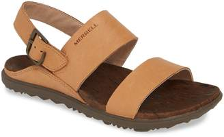 Merrell Around Town Luxe Backstrap Sandal