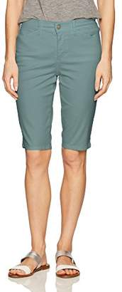 NYDJ Women's Chino Twill Shorts
