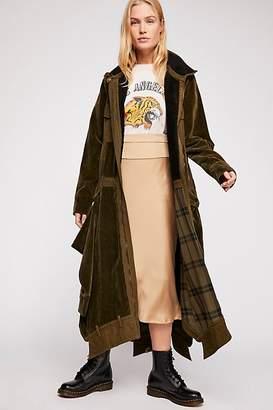 Nicholas K Scott Trench Coat