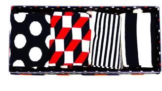 Happy Socks Big Dot Gift Box - Multi