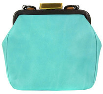 Ally Capellino Garbo Turquoise Bag