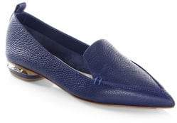 Nicholas Kirkwood Beya Leather Loafers