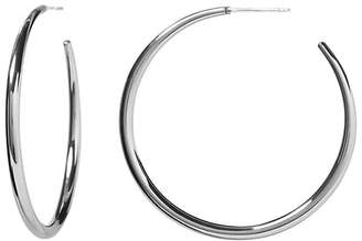Banana Republic Everyday Hoop Earring with 10K Gold, Rose Gold or Sterling Silver Plating