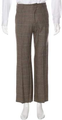 Michael Kors Houndstooth Flat Front Pants