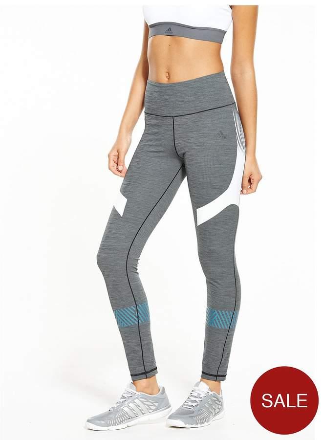 Ultra Stripe Tight - Dark Grey