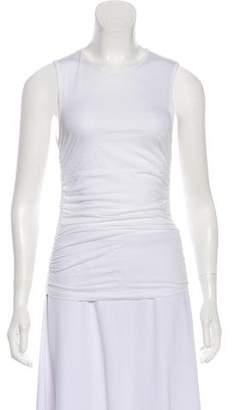 Theory Knit Sleeveless T-Shirt