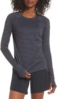 OISELLE Big Stripe Baselayer Tee