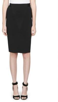 Givenchy Punto Milano Pencil Skirt