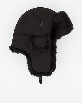 ae7a4aed968 Mens Fur Trapper Hat - ShopStyle Canada