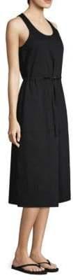 Eileen Fisher Organic Cotton Twill Pull-On Dress