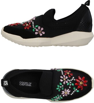 Colors of California Low-tops & sneakers - Item 11374237NQ