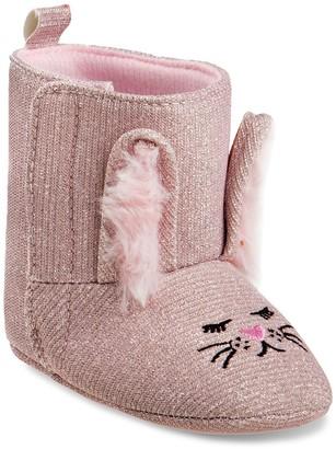 Laura Ashley Baby Girl Bunny Boots