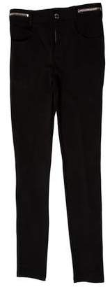 Givenchy High-Rise Skinny Pants w/ Tags