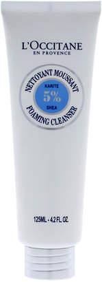 L'Occitane Loccitane Shea Butter 4.2Oz Foaming Cleanser