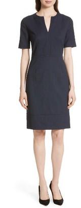 Women's Boss Dalesana Sheath Dress $595 thestylecure.com