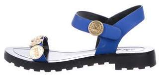 Kenzo Embellished Rubber Sandals
