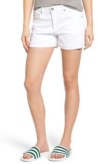 Women's Ag 'Hailey' Boyfriend Shorts