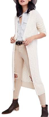 Free People Clearwater Long Cardigan