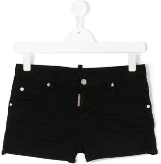 DSQUARED2 lightweight hot pants