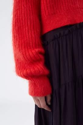 3.1 Phillip Lim Cropped Turtleneck Sweater