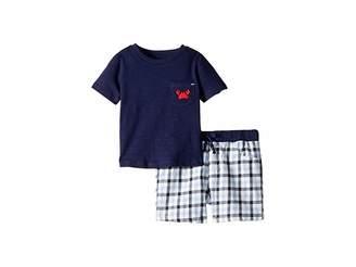 3b9b2d4ec9d2 Mud Pie Crab Shorts Set (Infant/Toddler)