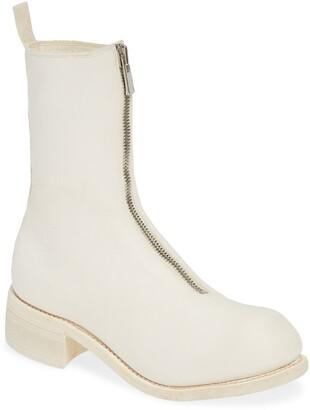 Guidi Front Zip Boot