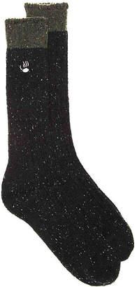 BearPaw Marled Boot Socks - Men's