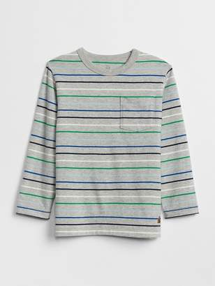 Gap Stripe Long Sleeve T-Shirt