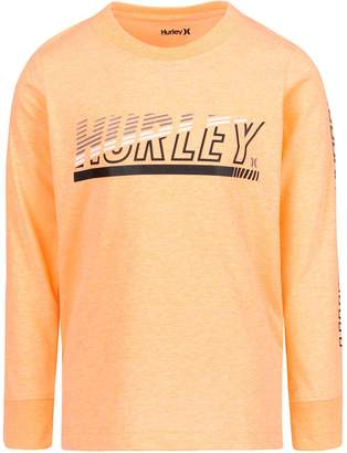 Hurley Boys 4-7 Launch Graphic Tee